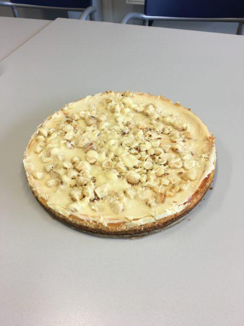 Macadamia cheese cake